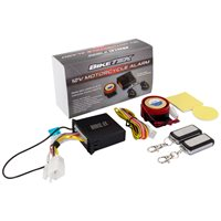 BikeTek 12V Remote Motorcycle Alarm - Full Model
