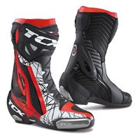 TCX RT-Race Pro Air Motorcycle Boots (Black/Red/White)