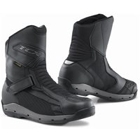 TCX Airwire Surround GTX Motorcycle Boots (Black)