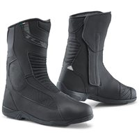 TCX Explorer 4 Gore-Text Motorcycle Boots (Black)