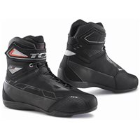 TCX Rush 2 Waterproof Motorcycle Boots (Black)