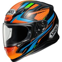 Shoei NXR Stable TC8 Helmet (Orange|Black)