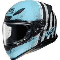 Shoei NXR Shorebreak TC2 Helmet (Matt Blue|Black|White)
