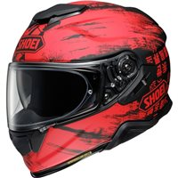 Shoei GT Air 2 Ogre TC1 Motorcycle Helmet (Matt Red|Black)