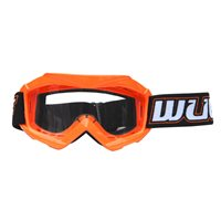 Wulfsport Cub Tech Kids Goggles (Orange)