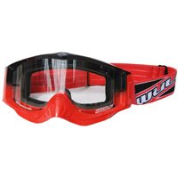 Wulfsport Shade Motocross Goggles (Black|Red)