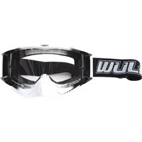 Wulfsport Shade Motocross Goggles (Black|White)