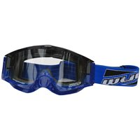 Wulfsport Shade Motocross Goggles (Blue|Black)