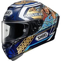 Shoei X-Spirit 3 Marquez 3 Motegi TC2 Replica Helmet
