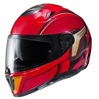 HJC I70 The Flash Motorcycle Helmet (Red)