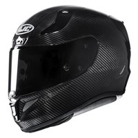 HJC RPHA 11 Carbon Motorcycle Helmet (Black)