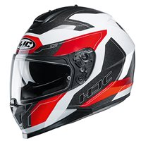 HJC RPHA 70 Sampra Helmet (Black\White\Red)