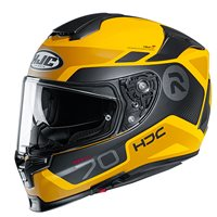HJC RPHA 70 Shuky Motorcycle Helmet (Black|Yellow)
