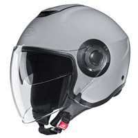 HJC I40 Open Face Helmet (Grey)