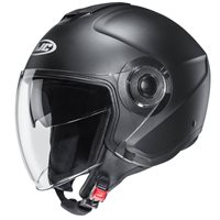 HJC I40 Open Face Helmet (Matte Black)