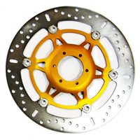 EBC 6 Button X Brake Disc With Square Drive System Full Circle Profile (MD1176X)