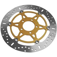 EBC 6 Button X Brake Disc With Square Drive System Full Circle Profile (MD1188X)