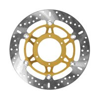 EBC 6 Button X Brake Disc With Square Drive System Full Circle Profile (MD3003X)