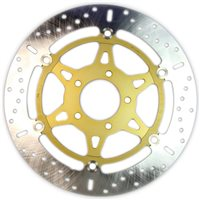 EBC 6 Button X Brake  Disc With Square Drive System Full Circle Profile (MD3091X)
