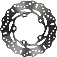 EBC Solid Rear Street Bike Brake Disc With Contoured Profile (MD2093C)