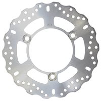 EBC Solid Rear Street Bike Brake Disc With Contoured Profile (MD4163C)