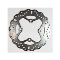 EBC Solid Rear Street Bike Brake Disc With Contoured Profile (MD851C)