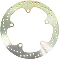EBC Stainless Steel Solid Brake Disc (MD616)