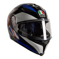 AGV K5-S Union Jack Helmet (Blue|White|Red)