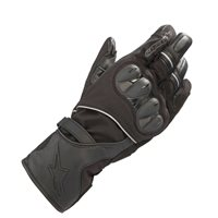Alpinestars Vega v2 Drystar Motorcycle Gloves (Black)
