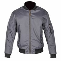 Spada Air Force One CE Textile Motorcycle Jacket (Platinum)