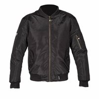 Spada Air Force One CE Textile Motorcycle Jacket (Black)