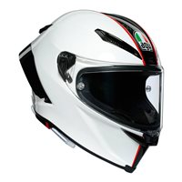 AGV Pista GP-RR Scuderia Helmet (Carbon|White|Red)