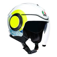 AGV Orbyt Sunset Open Face Helmet