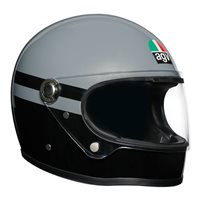 AGV Legends X3000 Superba Helmet (Grey|Black)
