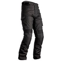 RST Atlas CE Textile Motorcycle Trousers 2420 (Black)
