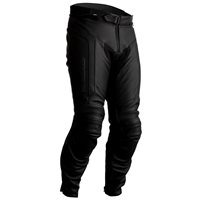 RST Axis CE Leather Trousers 2455 (Black) - Short Leg