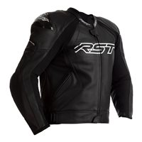 RST Tractech Evo 4 CE Leather Jacket 2357 (Black)