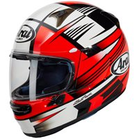 Arai Profile-V Rock Red Motorcycle Helmet