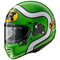 Arai Rapide HA Motorcycle Helmet (Green)