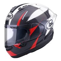 Arai RX-7V Race FIM Sign Motorcycle Helmet (Grey)