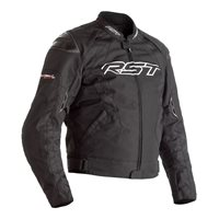 RST Tractech Evo 4 CE Textile Jacket 2365 (Black)