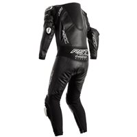 RST Race Dept V4.1 Kangroo Airbag  One Piece Leathers (Black) 2550