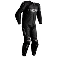 RST Tractech Evo 4 CE Youth One Piece Leathers (Black) 2356