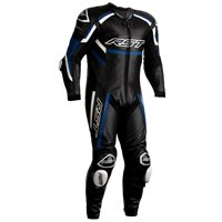 RST Tractech Evo R CE One Piece Leathers (Black/Blue/White) 2460