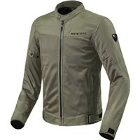 Revit Motorcycle Jacket Eclipse FJT223 (Dark Green)