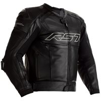 RST Tractech Evo R CE Leather Jacket 2461 (Black)