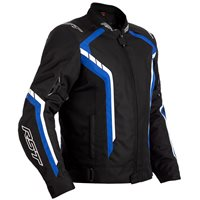 RST Axis CE Textile Jacket 2364 (Black/Blue)