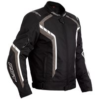 RST Axis CE Textile Jacket 2364 (Black/Grey)