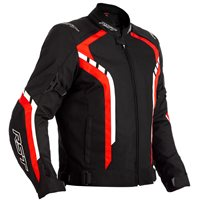RST Axis CE Textile Jacket 2364 (Black/Red)
