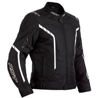 RST Axis CE Textile Jacket 2364 (Black/White)
